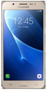 Samsung Galaxy J5 2016 oro