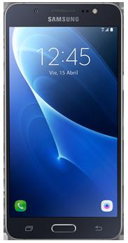 Samsung Galaxy J5 2016 negro