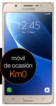 Samsung Galaxy J7 2016 dorado (J710F) Km0