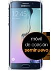 Samsung Galaxy S6 edge 32GB negro (G925F) seminuevo