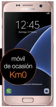 Samsung Galaxy S7 32 GB rosa  Km0