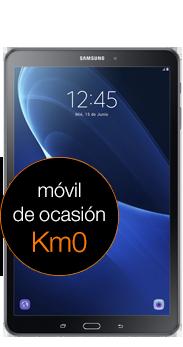 Tablet Samsung Galaxy Tab A 10.1 (2016) 4G negro Km0