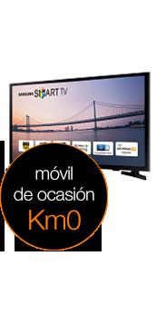 Televisor Samsung 40 Smart TV J5200 negro km0