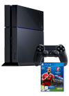 Sony PlayStation 4 500 GB + PES 2016 - Pro Evolution Soccer