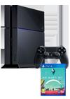 Sony PlayStation 4 500 GB + No Man´s Sky