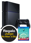 Sony PlayStation 4 500 GB + No Man´s Sky