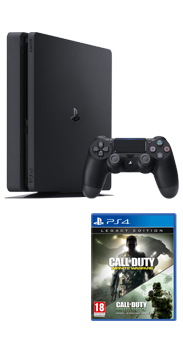 Sony PlayStation 4 Slim 1 TB + Call Of Duty: Infinite Warfare Legacy ED