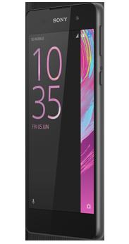 Sony Xperia™ E5 negro
