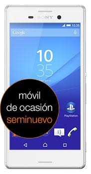 Sony Xperia™ M4 Aqua blanco (E2303) seminuevo