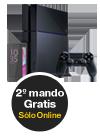 Sony Xperia™ X negro + PlayStation 4 500 GB