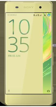 Sony Xperia™ XA lima