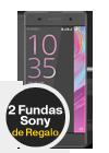 Sony Xperia™ XA negro