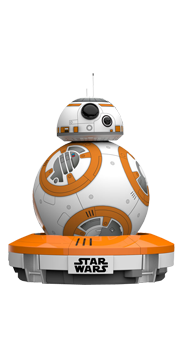 Otros dispositivos Sphero BB8 Star Wars + base de carga