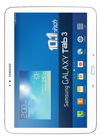 Tablet Samsung Galaxy Tab 3 10.1 4G blanco (P5220)