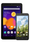 Tablet Alcatel Pixi 3 (7.0) WiFi negro + Orange Dive 50 negro