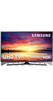 Televisor Samsung 55 Smart TV KU6000 4K negro