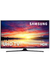 Samsung televisor 50 Smart TV KU6000 4K negro