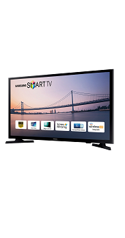 Televisor Samsung 40 Smart TV J5200 negro
