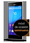 Sony Xperia™ M4 Aqua plata (E2303) seminuevo