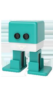 BQ robot Zowi verde